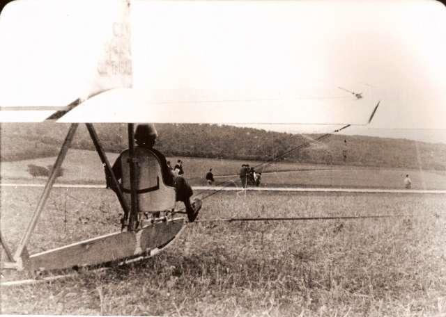 le Gibbs au décollage
