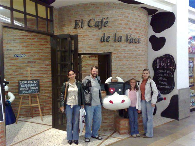 Café de la vache ( traduit de l'espagnol!!!)